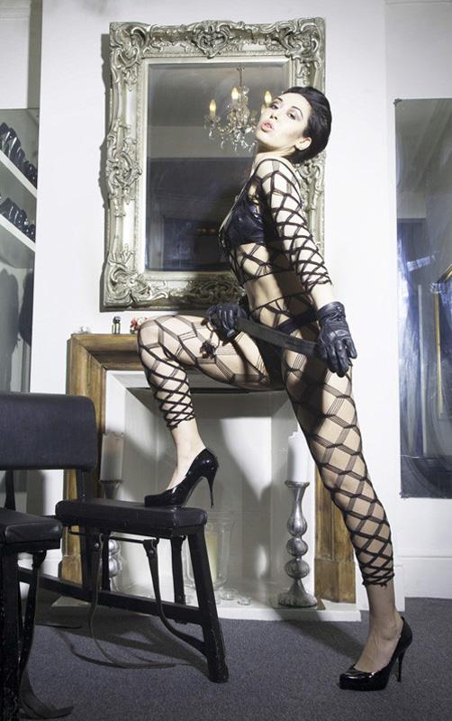 Mistress-in-London