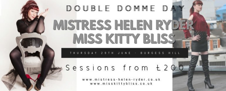 Double-Domme-Day-Mistress-Helen-Ryder-Miss-Kitty-Bliss