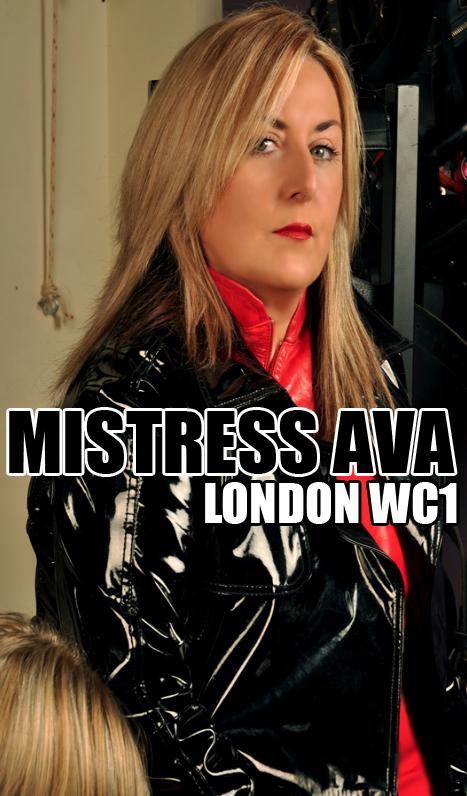 London Mistresses WC1 – Mistress Ava